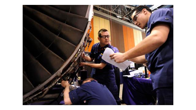 Flight Mechs Soar In Skills Competition