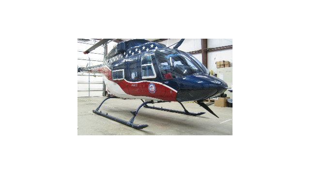 DART Helicopter Services Announces Certification of the Crew & Maintenance Heli-Access-Steps for Bell 206A/B, 206L and 407 Series Aircraft