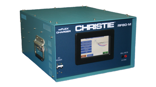 Programmable battery charger/analyzer