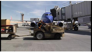 Making The Turn At McCarran