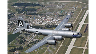 World's Only Flying B-29 Superfortress, FIFI, Returns to Oshkosh for EAA AirVenture 2012