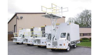 Lift-A-Loft Ships New Catering Trucks