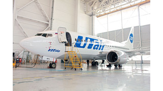 Boeing Shanghai Signs Maintenance Agreements with UTair Aviation