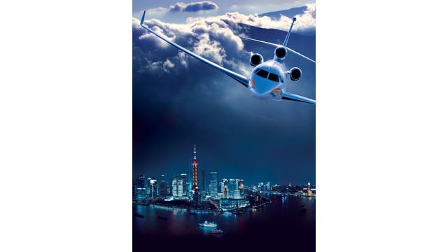 Dassault Falcon Establishes Chinese Subsidiary