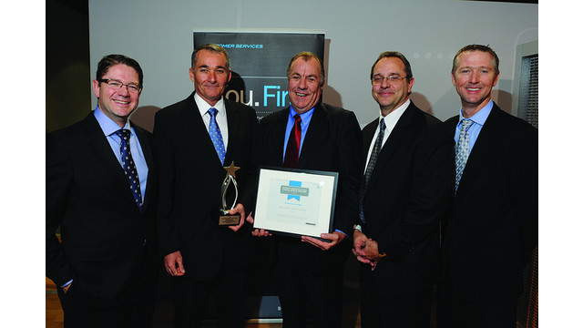 ExecuJet Middle East Receives Bombardier ASF Excellence Award
