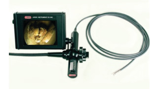 Articulating videoscope