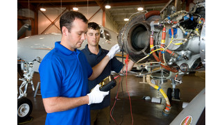 Vector Aerospace Engine Services - Atlantic Exhibiting at 2012 NBAA Convention