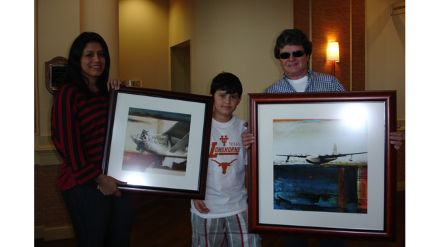 Aviation Art On Display at Banyan