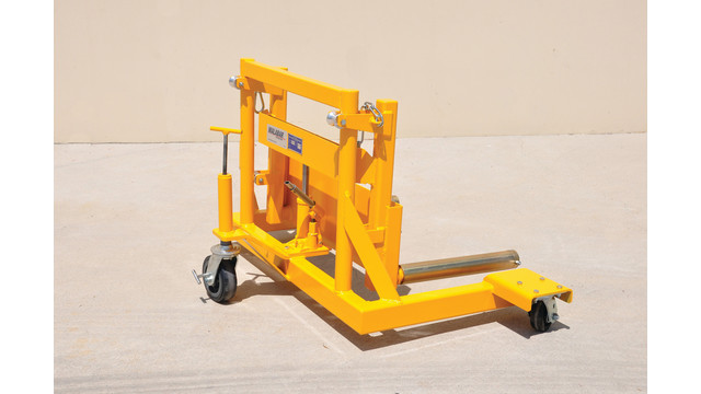 Wheel/brake changer