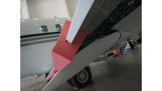 Trailing edge cover