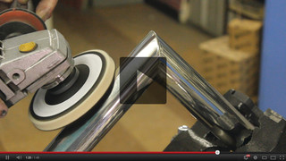 Rex-Cut Application Videos Demonstrate Stainless Steel Finishing