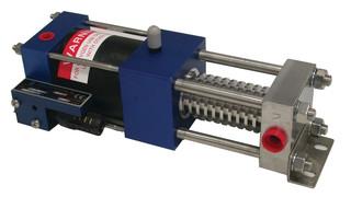 Compact Oxygen/Nitrogen Gas Booster