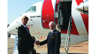 ExecuJet Africa Signs Authorised Service Centre Agreement with Saab