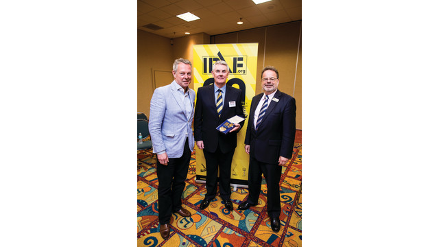 Steve Couling of Versalift Elected IPAF President