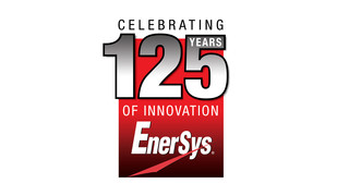EnerSys® Marks 125 Years in the North American Industrial Battery Business
