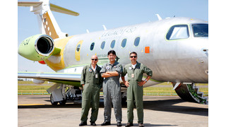 Embraer Executive Jets' Legacy 450 Makes Successful First Flight