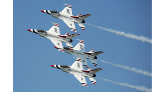 EAA AirVenture Oshkosh Included on Initial U.S. Air Force Thunderbirds 2014 Schedule