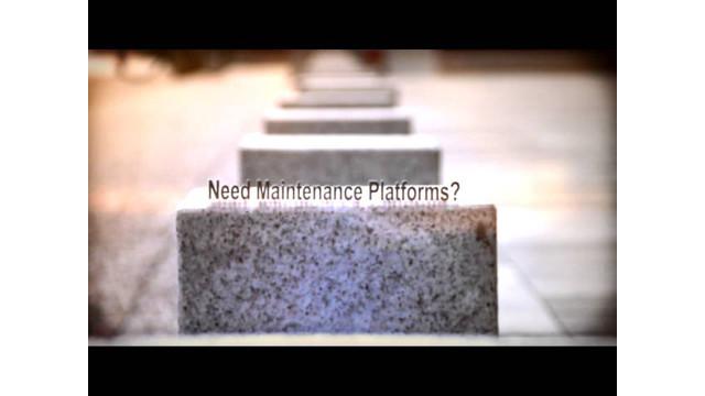 Aviation Maintenance Platforms | Stands | Ground Support Equipment