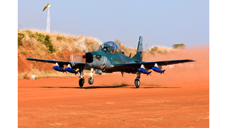 U.S. Air Force selects the A-29 Super Tucano for its Light Air Support program
