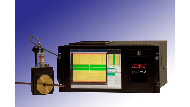 UniWest's New Multi-Channel Eddy Current Inspection Instrument Provides Exceptional Signal-to-Noise Ratio