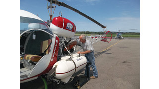 Scott's – Bell 47 Helicopter