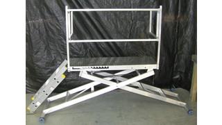 Economy Models of Scissor Deck Industrial Maintenance Platforms