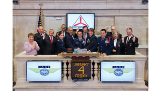New York Stock Exchange salutes Civil Air Patrol