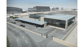 Signature Flight Support London Luton to Construct State of the Art FBO Complex