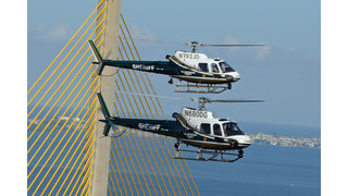 American Eurocopter 12-year Inspection Protects AS350 Investment