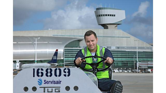 Swissport In Talks To Purchase Servisair