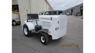 Baggage Tractor Tug MA-50