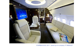 ACJC Keeps Your Corporate Jet Cabin Connected in Real Time, Wherever You Fly