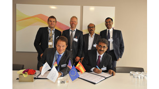 Eurocopter and Ramco Sign Partnership Agreement to Offer Cloud-based Maintenance Information Systems for Helicopters
