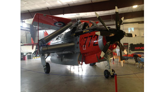 One-of-a-Kind Janet the Gannet to Land at EAA AirVenture