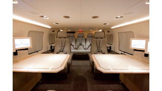 Sabreliner Corporation Completes Two VVIP Helicopters for the Royal Jordanian Air Force
