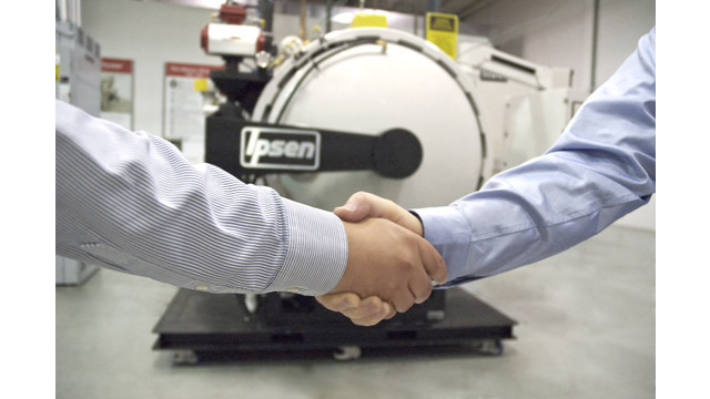 Ipsen and ExOne Collaborate on Complete 3-D Printing Solution