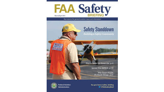 March/April FAA Safety Briefing Now Available