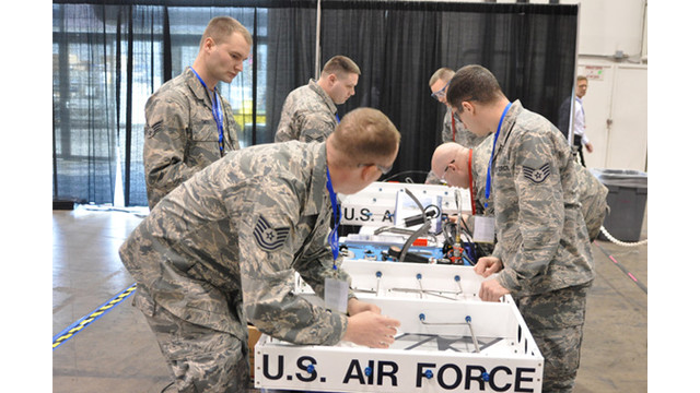 AMTS Maintenance Skills Competition Website and Video Coverage