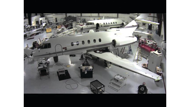 Hawker 48 Month Inspection in 90 Seconds