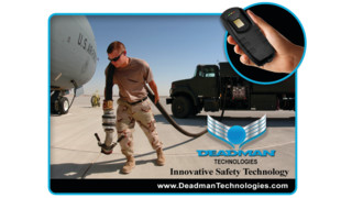 Wireless Biometric Deadman