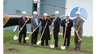 Enstrom Breaks Ground for New Expansion
