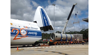 Volga-Dnepr Airlines Commences Major Project to Natural Gas Field in Papua New Guinea