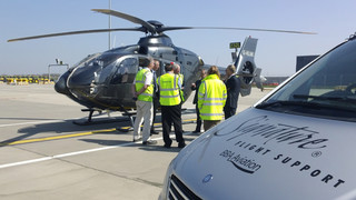 Signature to Handle Helicopter Traffic into London Gatwick onto the HAP for First Time Since 2001