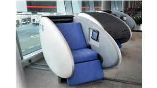 Abu Dhabi International Airport the World's First Airport to Launch 'GoSleep' Sleeping Pods
