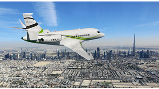 Falcon Fleet in the Middle East Doubles as Business Jet Market Outlook Improves