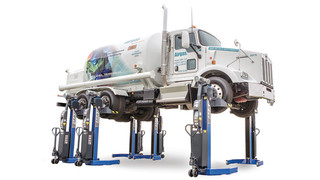 Nonhydraulic Wireless Mobile Lifts