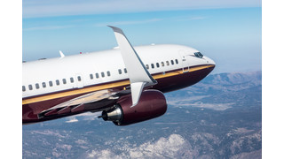 Aviation Partners Launches Split Scimitar™ Winglets for BBJs