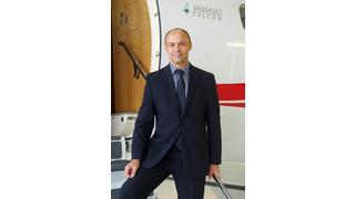 Dassault Falcon Jet Names Carlos Brana Senior Vice President, Teterboro Operations
