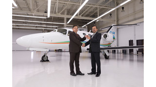 Cessna Delivers First Citation Mustang for India Debut