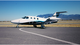 Eclipse 550 Jet Debuts at NBAA